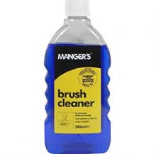 Mangers brush cleaner 500ml